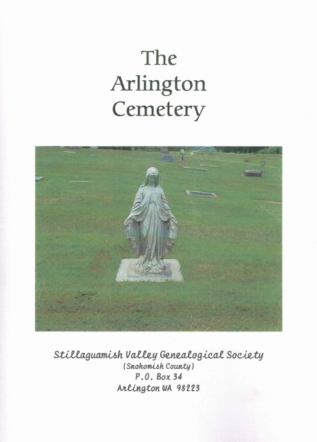 Arlington Cemetery Book