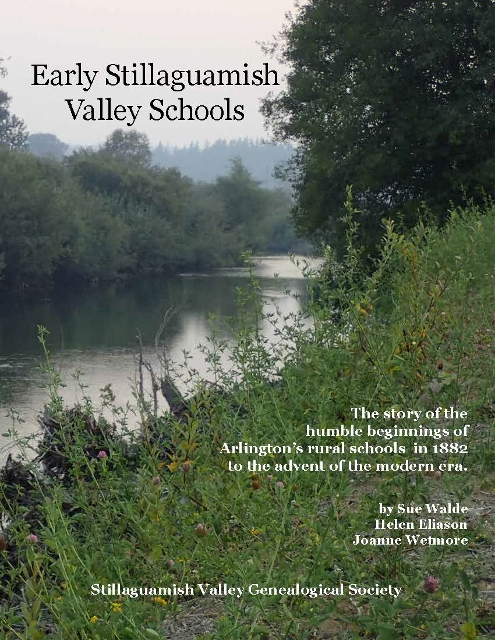 Early Stillaguamish Valley Schools